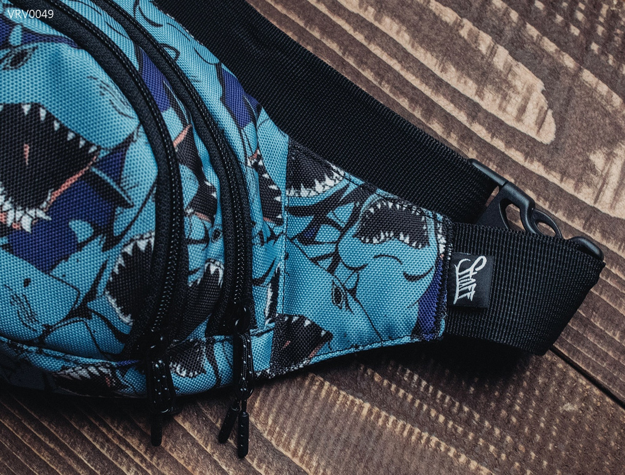 Поясная сумка Staff shark