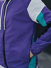Женская ветровка Staff total purple, фото 2
