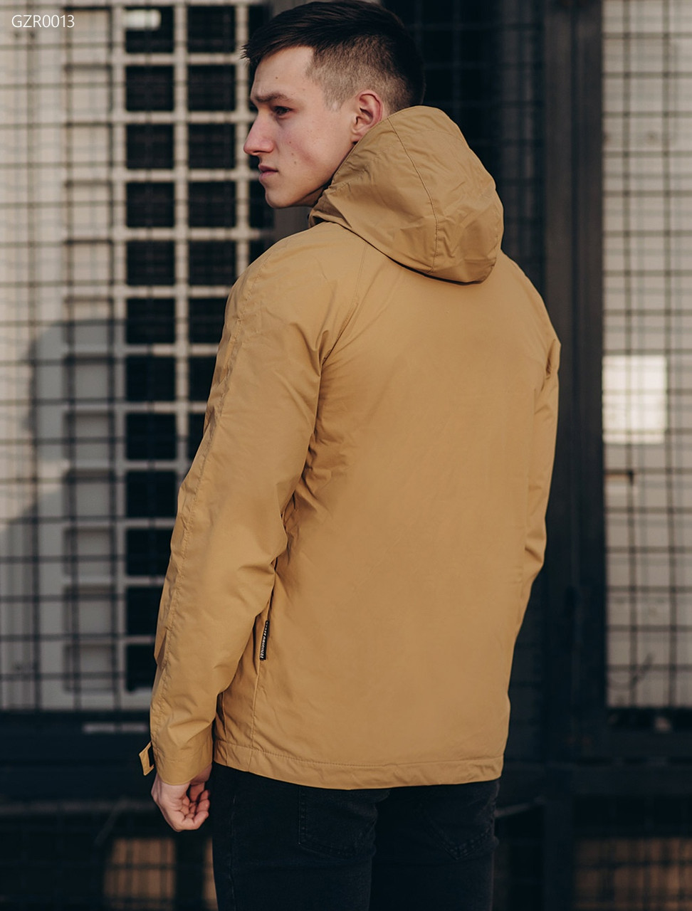 Куртка Staff windstorm beige