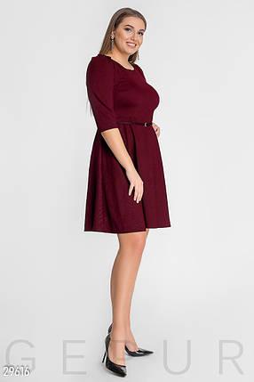 Расклешенное Платье женское-миди, фото 2