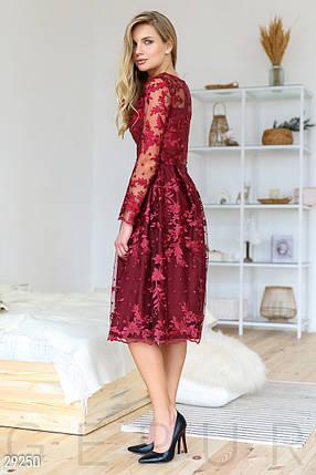Вечернее Платье женское с декором, фото 2