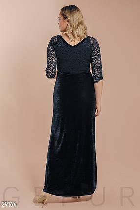 Платье женское с драпировкой, фото 2