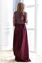 Вечернее Платье женское с болеро, фото 3
