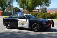 Калифорнийские полицейские напомнили о приближении зимы с помощью мощного дрифта (ВИДЕО)