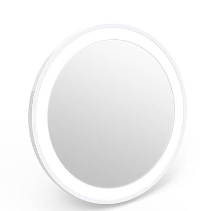 LED Лампа с зеркальцем Blitzwolf BW-LM1 (Белая), фото 2