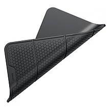 Антискользящий складной коврик для телефона Baseus Folding Bracket Antiskid Pad SUWNT-01 (Черный), фото 2