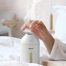 Увлажнитель воздуха Baseus Cute Mini Humidifier DHC9-02 (Белый), фото 3