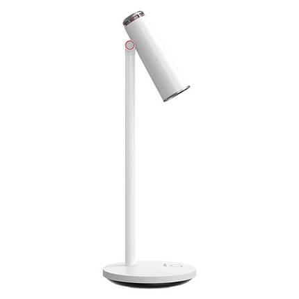 Светодиодная настольная лампа Baseus DGIWK-A02 i-wok Series с аккумулятором, подзаряжаемая, для офиса и дома, фото 2
