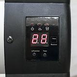 Инфракрасный обогреватель со стойкой 2 метра (UFO) 2500W VQ2502, УФО напольный обогреватель, фото 3