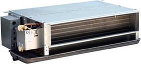 Фанкойл канального типа Mitsushito запотолочный, трёхрядный теплообменник 12Pa, 30Pa MFT3-200FG12