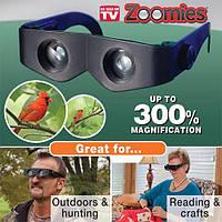 Очки с увеличительным стеклом очки-бинокль Zoomies, фото 1