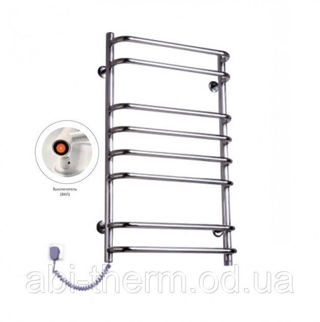 Полотенцесушитель Стандарт-8 800x480 (левое подключение)