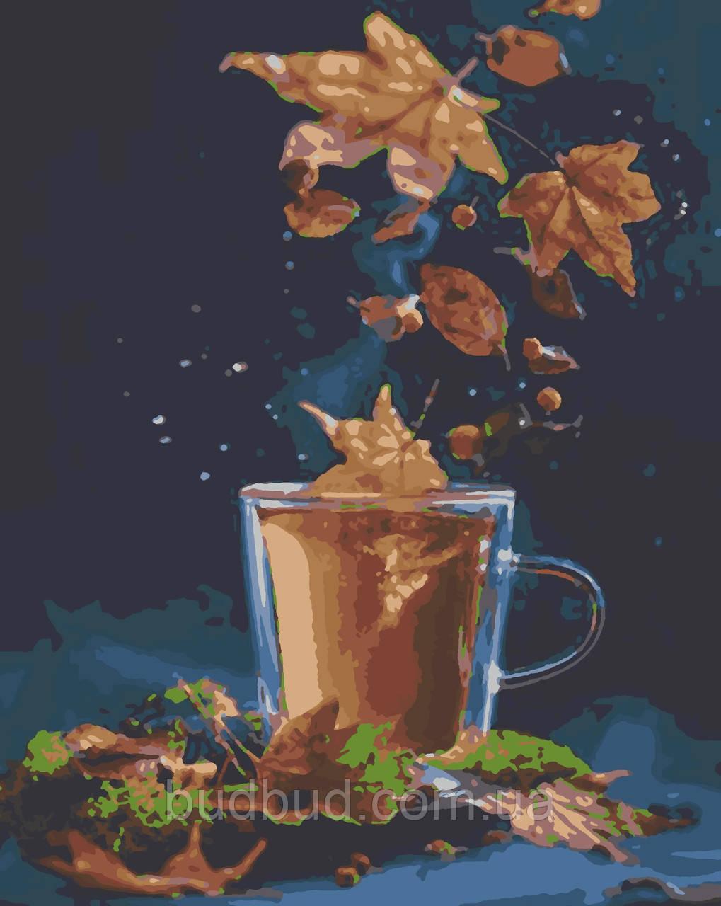 """Картина по номерам """"Чайное настроение"""" 40х50 1 шт."""