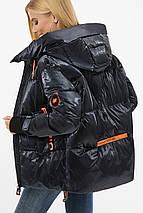 Женская зимняя куртка 8100, р-ры 44-50, фото 3