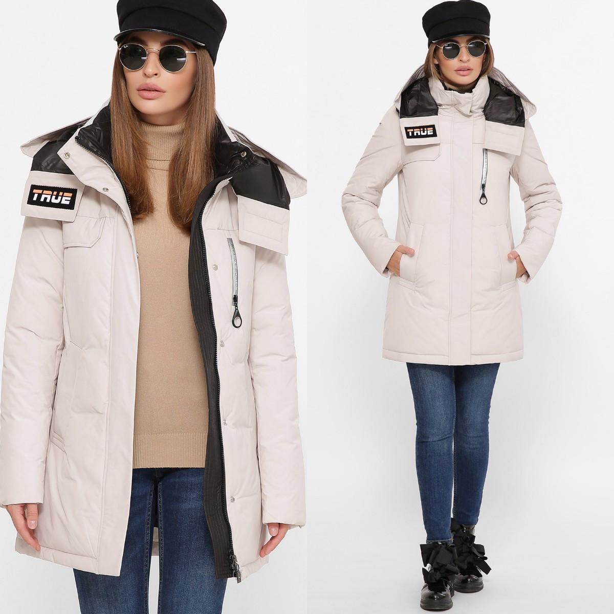 Женская зимняя куртка М-2082