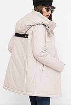 Женская зимняя куртка М-2082, фото 2