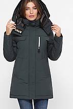 Женская зимняя куртка М-2082, фото 3