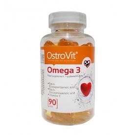 Витамины и минералы Ostrovit Omega 3 (90 caps)