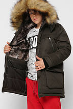 Зимняя куртка для мальчика DT-8312, 116-152  р-ры, фото 2