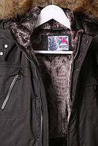 Зимняя куртка для мальчика DT-8312, 116-152  р-ры, фото 3
