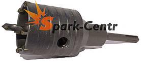 Сверло корончатое по бетону Ø 65 мм с хвостовиком SDS-PLUS