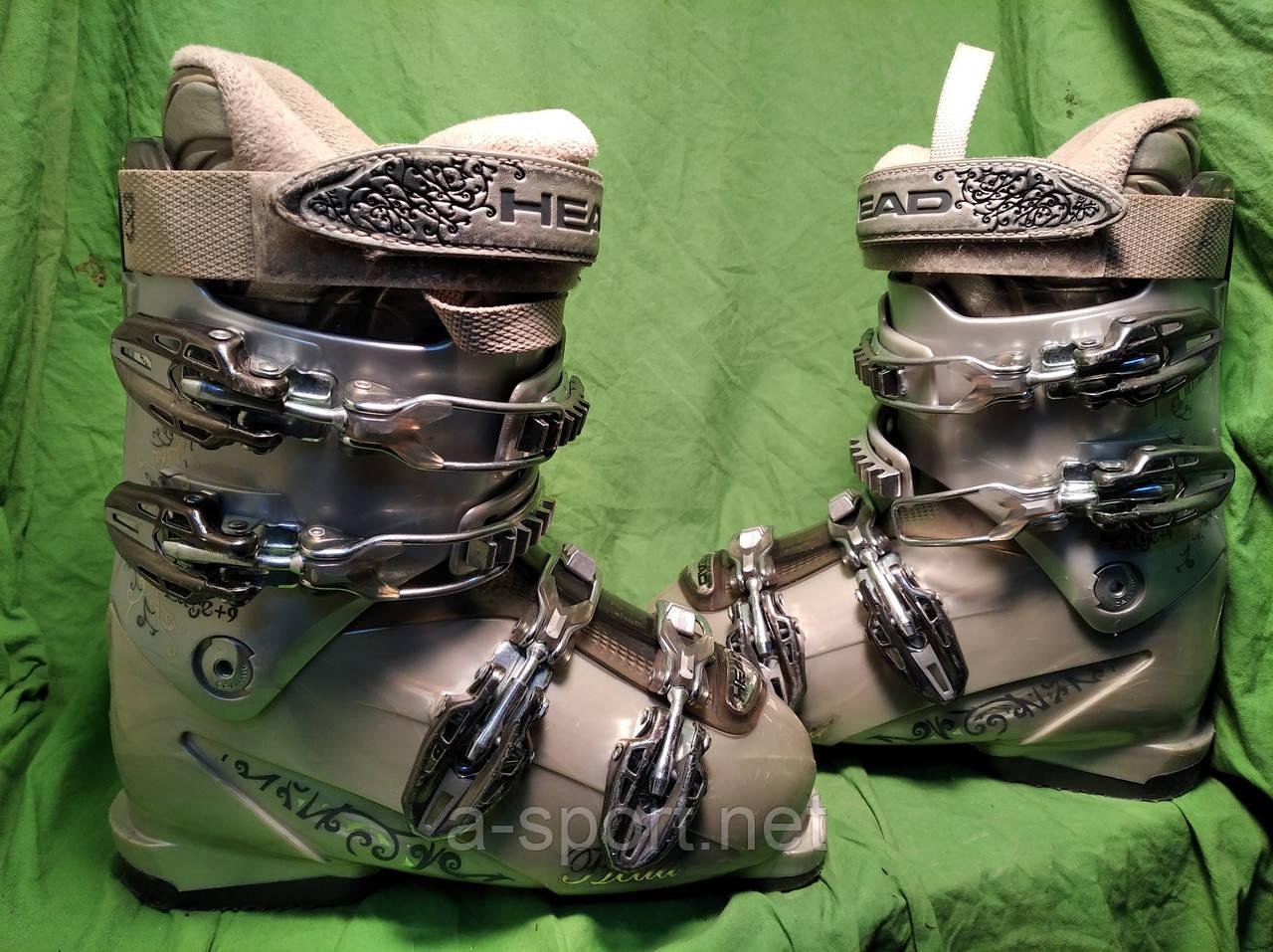 Гірськолижні черевики Head edge 9+ 24.5 см