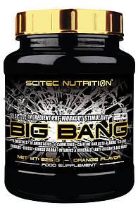 Предтренировочник Scitec Nutrition Big Bang 3.0 (825 g)