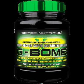 Глютамин Scitec Nutrition G-Bomb 2.0 308 g)