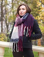 Отличного качества теплый зимний шарф