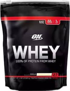 Протеин Optimum Nutrition ON Whey (824g)