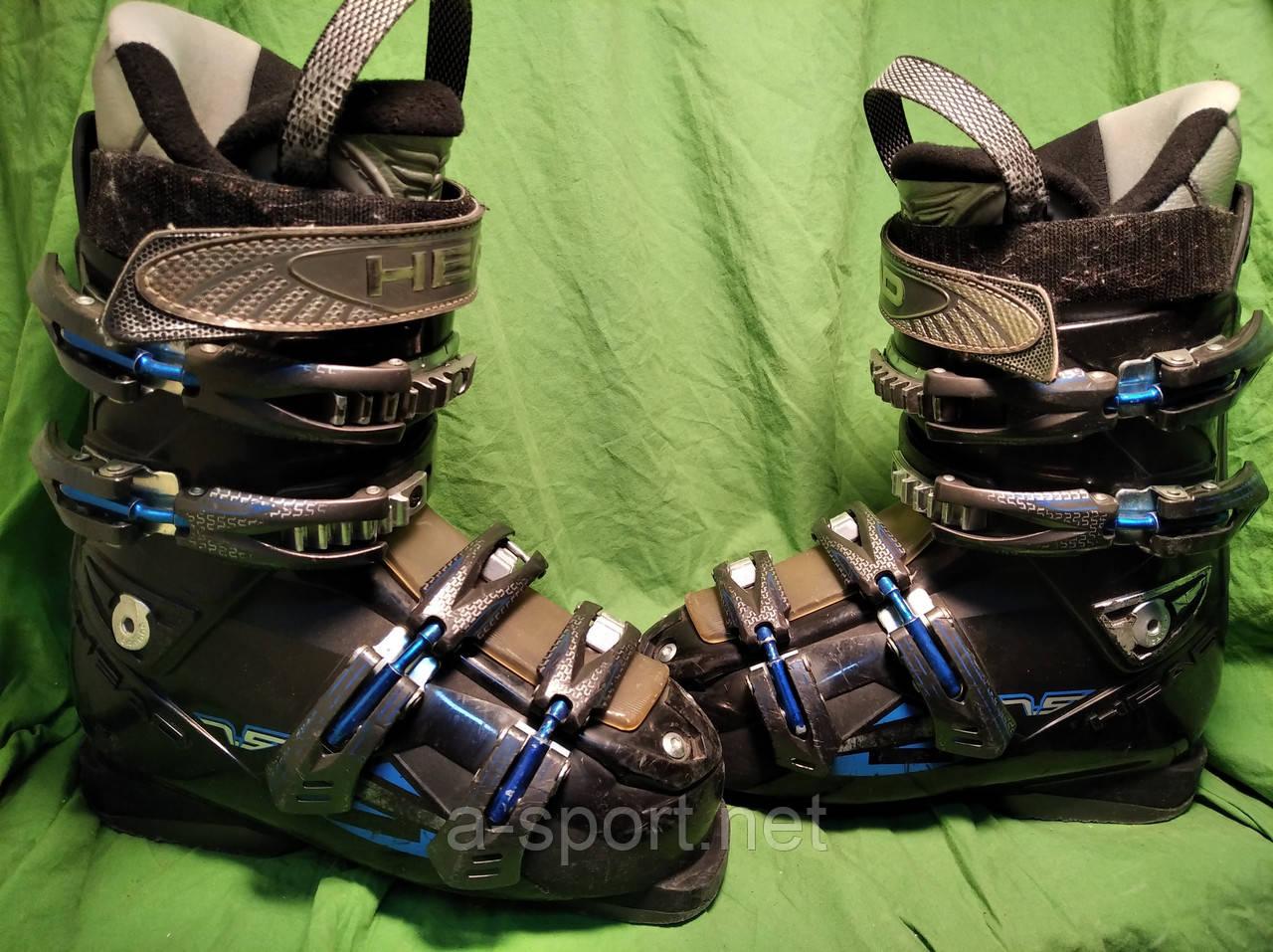 Гірськолижні черевики Head edge  23.5 см