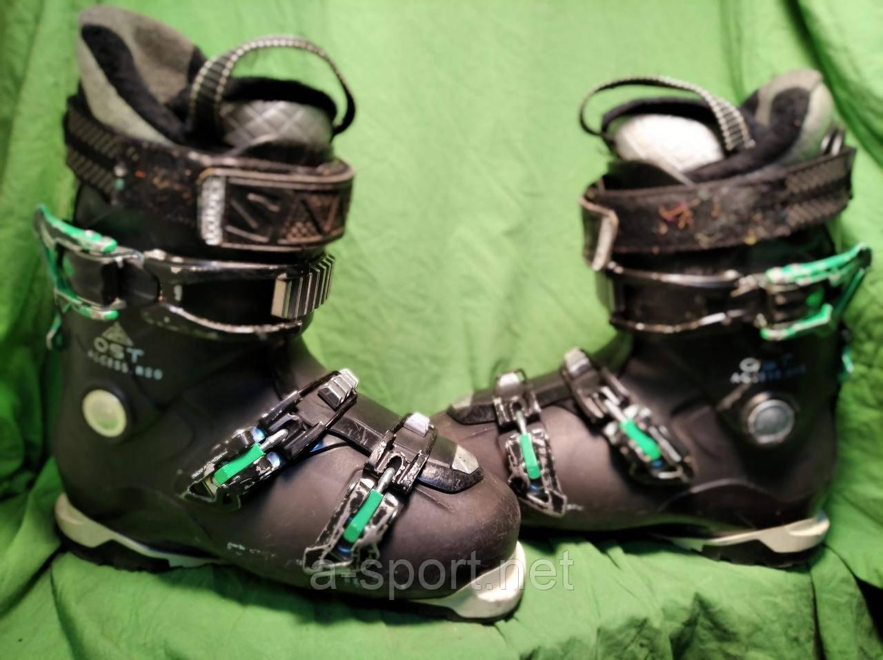Гірськолижні черевики Salomon QST Access 80 25.5 см