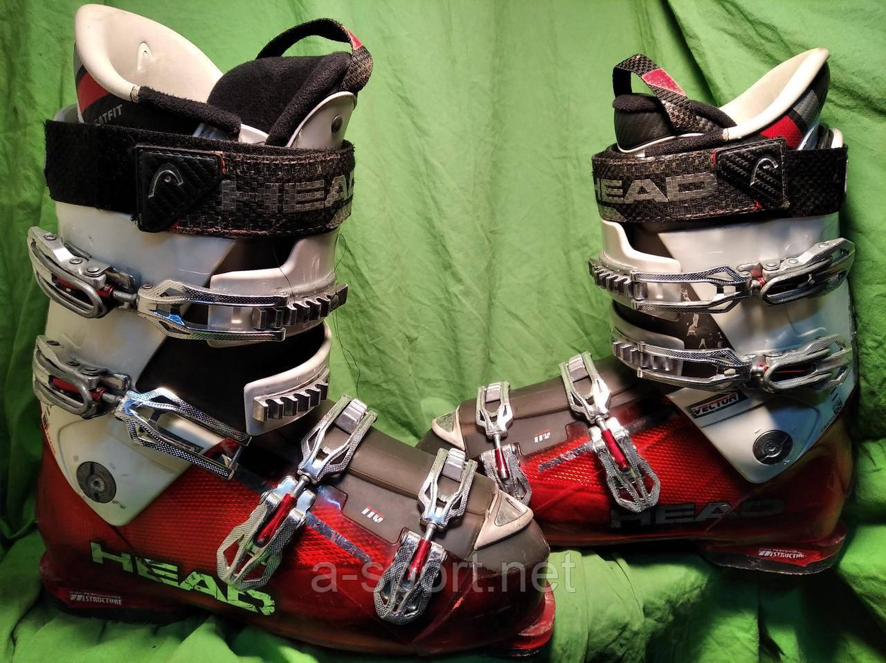 Гірськолижні черевики Head Vector 110 30.5 см