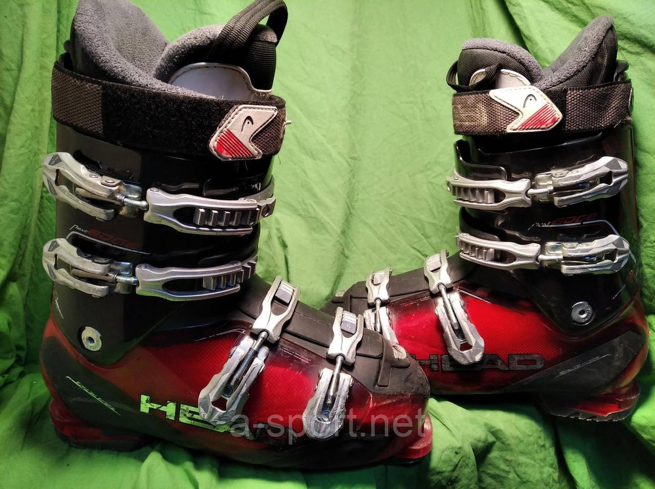 Гірськолижні черевики Head nex edge 29 см
