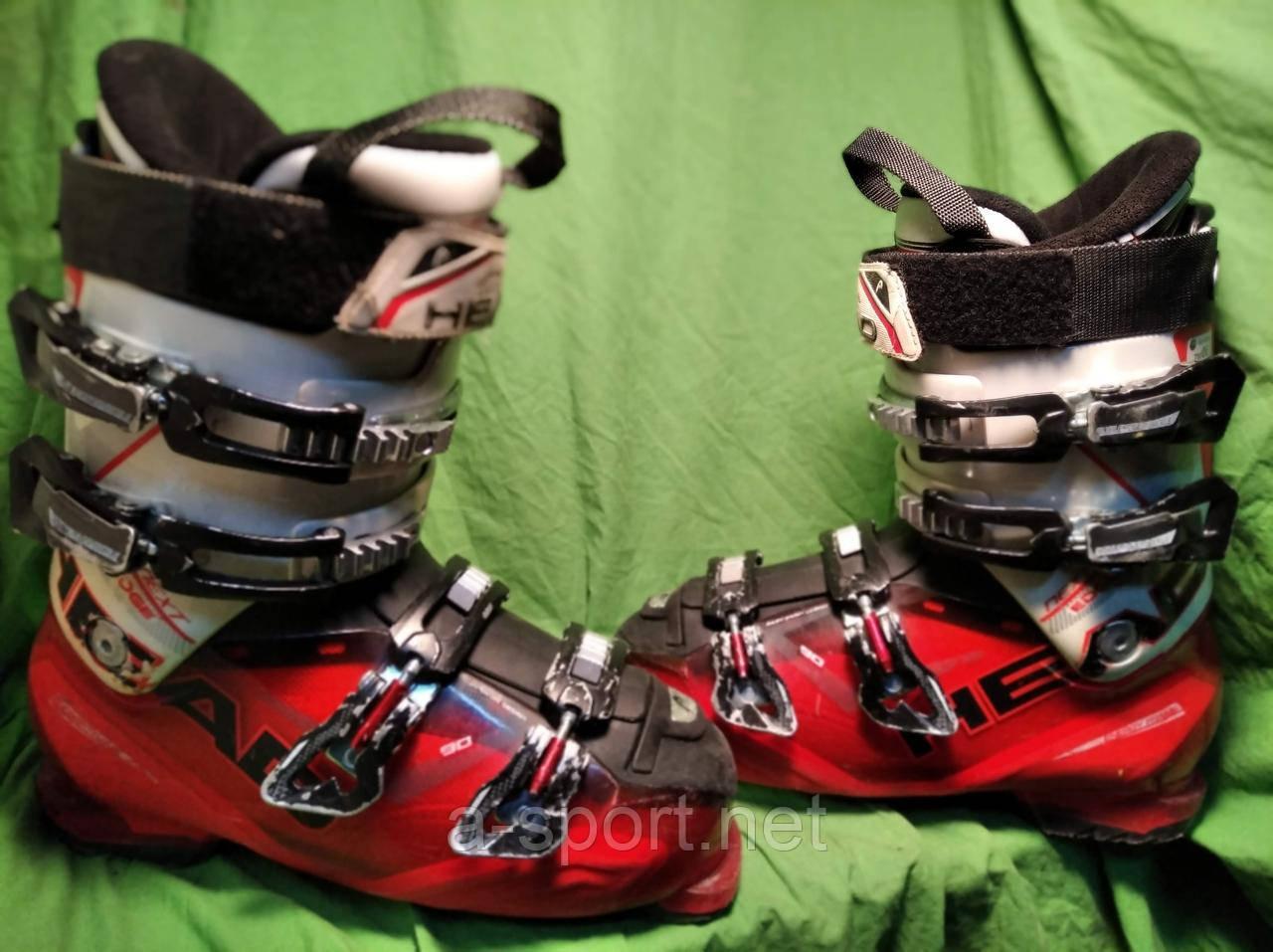 Гірськолижні черевики Head Nex Edge r90 28.5 см