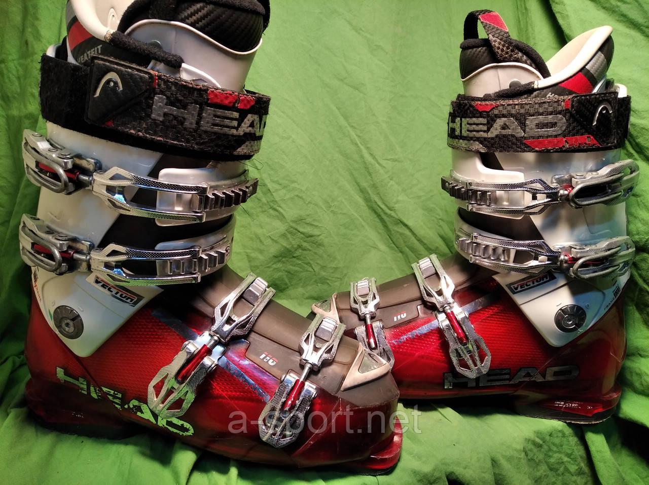 Гірськолижні черевики Head Vector 110 28.5 см