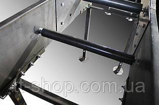 Стрічковий конвеєр довжиною 15 м, ширина стрічки: 400 мм дв. 4 кВт., фото 2