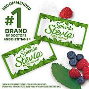 Стевия без привкуса сахарозаменитель натуральный Splenda 200 г (100 стиков)