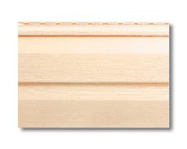 Сайдінг вініловий Альта Профіль пісочний S-1м2 3,66*0,23 м