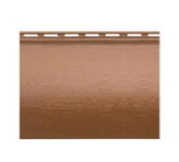 Сайдінг Блок-хаус вініловий однопереломний дуб світлий 3,1*0,2 м