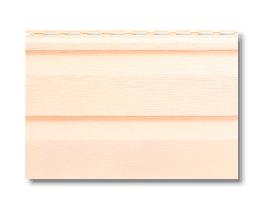 Сайдінг вініловий Альта Профіль рожева S-1м2 3,66*0,23 м