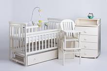 Кроватки для новорожденных Deson