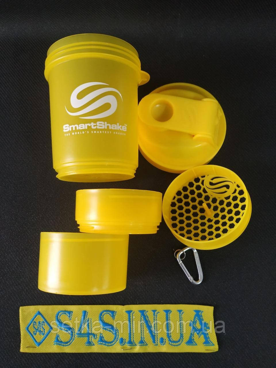 Шейкер 3-х камерный Smart Shaker Original FI-5053