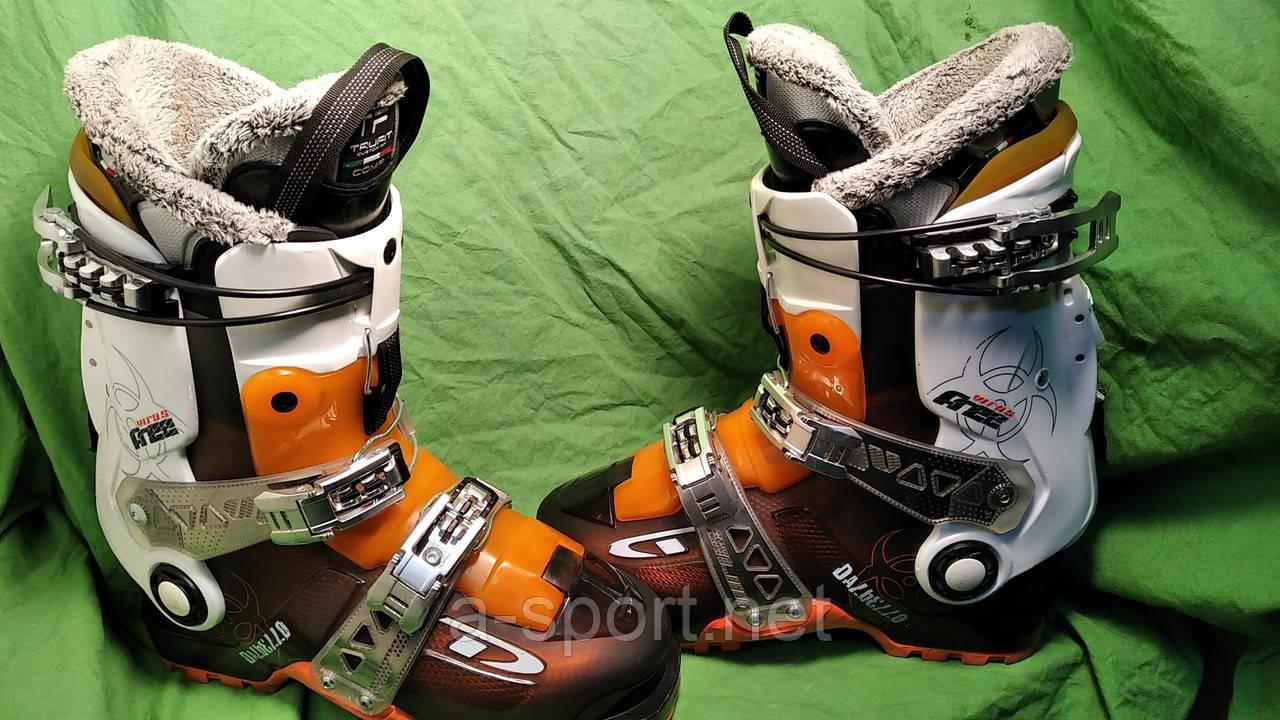 Гірськолижні черевики для скітуру Dalbello virus free 26 см