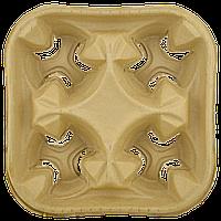 Холдер Бурий 4-х секційний 1шт (1уп/110шт), фото 1
