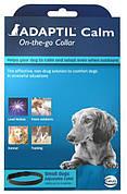 Ошейник успокаивающий АДАПТИЛ КАЛМ 46.5см ADAPTIL CALM с феромонами для собак обхват шеи до 37,5 см