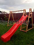 Дитячий майданчик з дерева SportBaby-3 SportBaby, фото 3