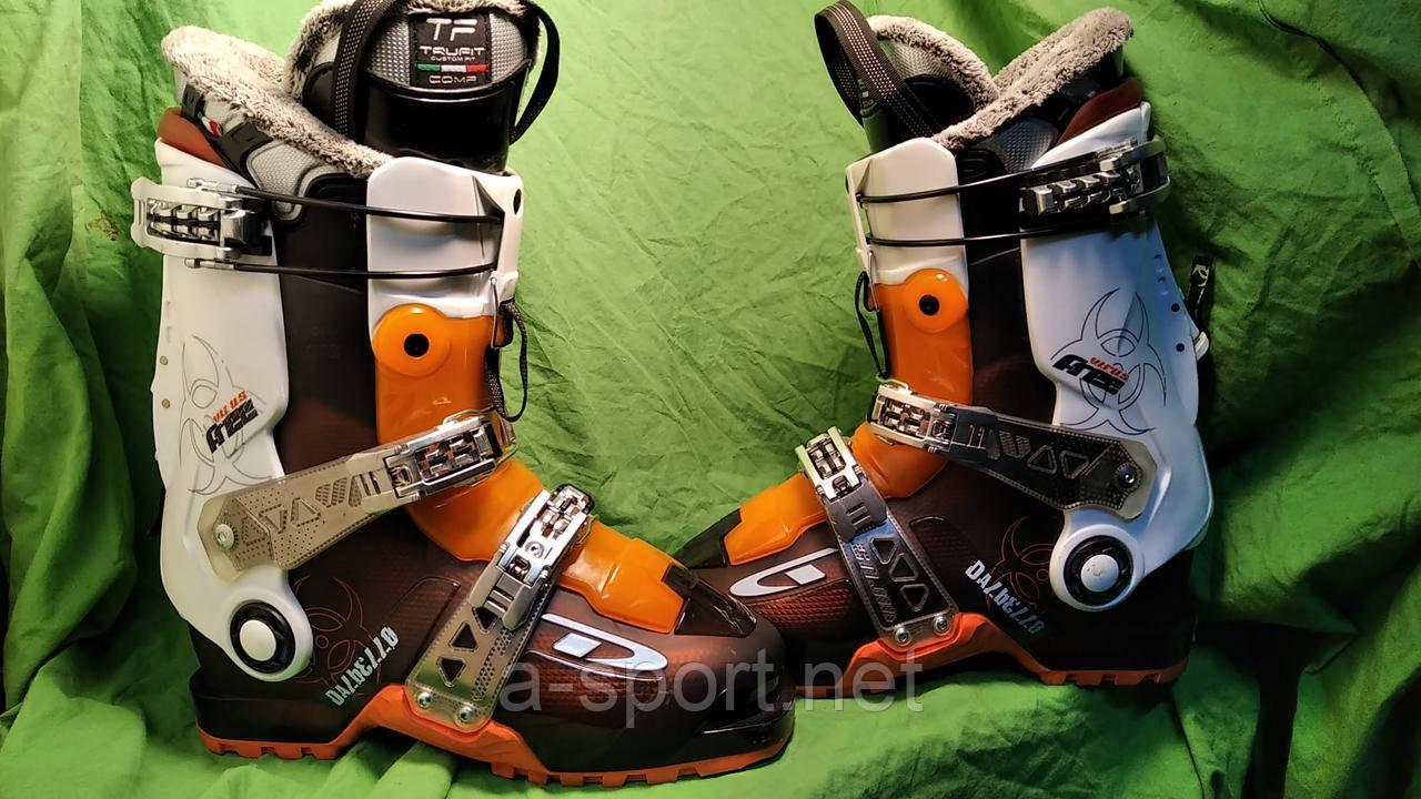 Гірськолижні черевики для скітуру Dalbello virus free 27 см