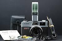 Canon Canonet Ql17 G-III + Canolite D, фото 1