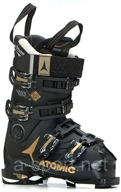 Гірськолижні черевики Atomic hawx prime w 100 24.5 см